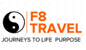 f8 travel logo